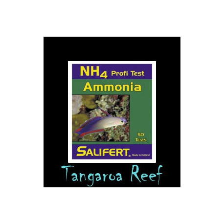 Test de Amonia (NH4)