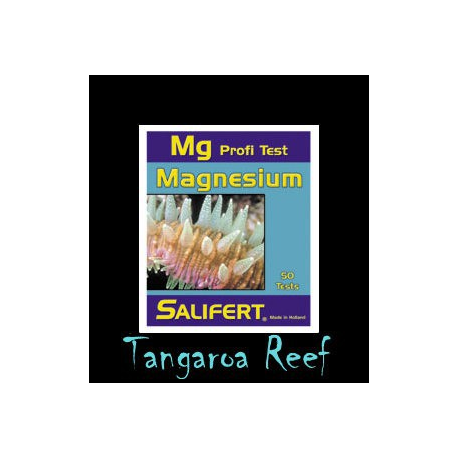 Test de Magnesio (Mg)
