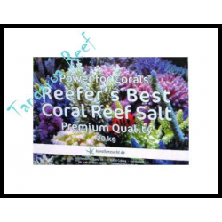 Reefer´s Best Coral Reef Salt. 20 Kg.