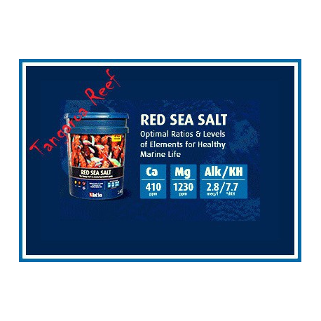 Red Sea Sal. Cubo de 22 Kg