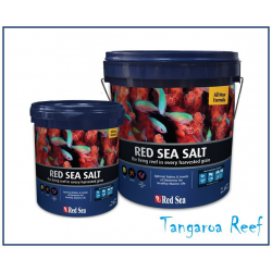 Red Sea Salt. Cubo de 22 Kg