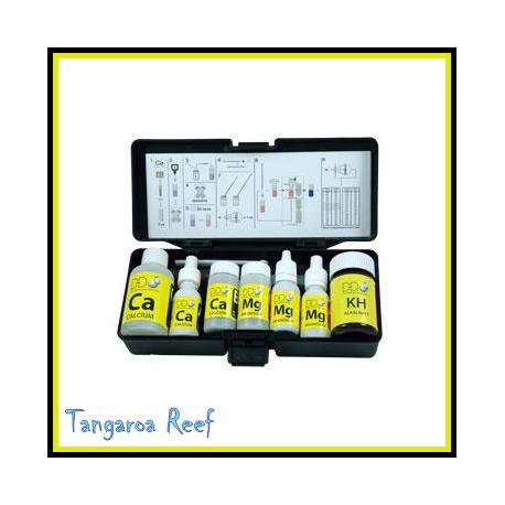 D-D, H2Ocean MULTI-TEST - Ca, Mg y Kh