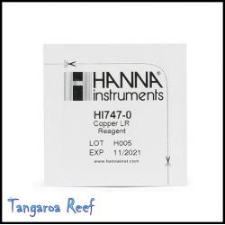 Recambio Reactivo COBRE HI747