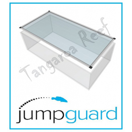 Jumpguard DIY Aquarium Cover