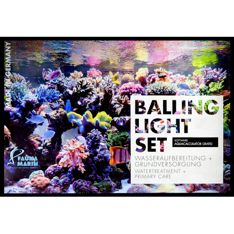 Balling Light Set Fauna Marin