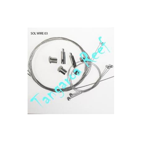 Kit de Cables para colgar del techo los Railes -03