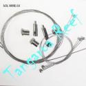 AI, WIRE 03 cable para los Twin Rail de D-D
